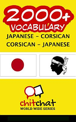 2000  Japanese   Corsican Corsican   Japanese Vocabulary