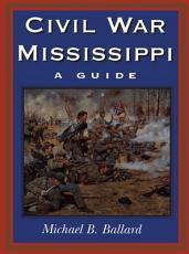 Civil War Mississippi PDF