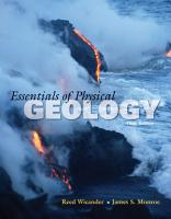 Essentials of Physical Geology PDF