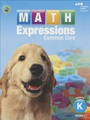 Math Expressions California 2015  Grade K PDF