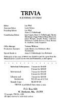 Trivia PDF