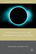 Coleridge and the Daemonic Imagination PDF