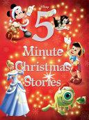 Disney 5 Minute Christmas Stories PDF