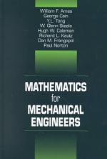 Mathematics for Mechanical Engineers