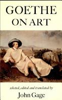 Goethe on Art PDF