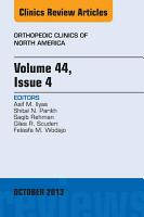 Volume 44  Issue 4  An Issue of Orthopedic Clinics  PDF
