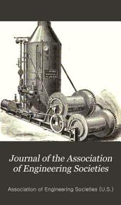 Journal of the Association of Engineering Societies: Volume 7