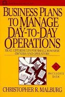 Business Plans to Manage Day to Day Operations