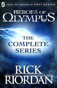 Heroes of Olympus  The Complete Series PDF