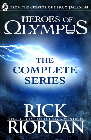 Heroes of Olympus  The Complete Series  Books 1  2  3  4  5
