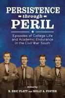 Persistence through Peril PDF