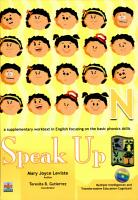 Speak Up N  2007 Ed  PDF
