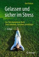 Gelassen und sicher im Stress PDF