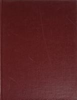 Select List of Recent Publications PDF