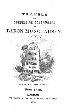 The Travels and Surprising Adventures of Baron M  nchhausen PDF