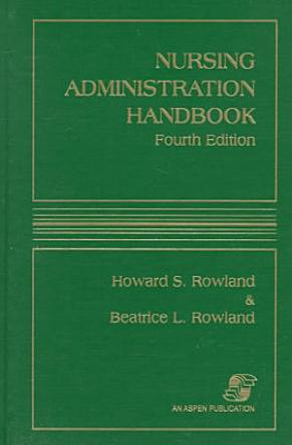 Nursing Administration Handbook PDF