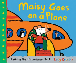 Maisy Goes on a Plane Book