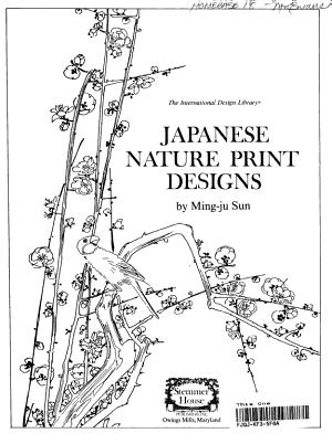 Japanese Nature Designs