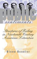 Public Sentiments PDF