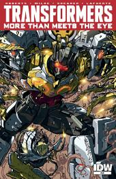 Transformers: More Than Meets the Eye #46