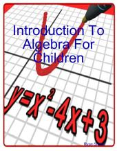 Introduction to Algebra for Children