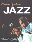 Concise Guide to Jazz   Jazz Classics CDs for Concise Guide to Jazz Package