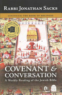 Covenant & Conversation Vol III: Leviticus, the Book of Holiness