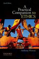 A Practical Companion to Ethics PDF