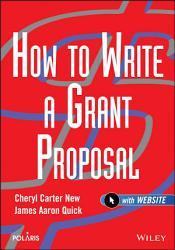 How To Write A Grant Proposal PDF