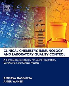 Clinical Chemistry  Immunology and Laboratory Quality Control