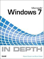 Microsoft Windows 7 In Depth PDF