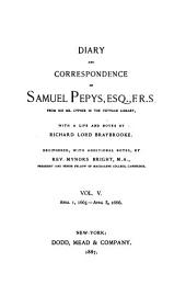 Diary and Correspondence of Samuel Pepys: Volume 3