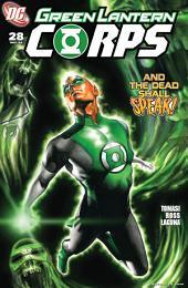 Green Lantern Corps (2006-) #28