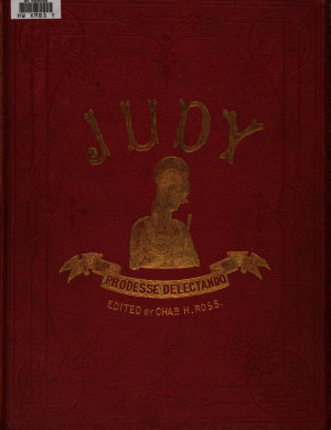 Judy  Or the London Serio comic Journal PDF
