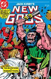 New Gods (1984-) #4