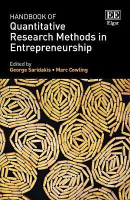 Handbook of Quantitative Research Methods in Entrepreneurship PDF
