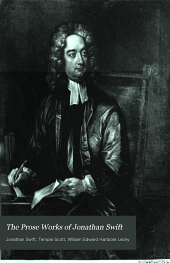 The Prose Works of Jonathan Swift: Historical and political tracts-English