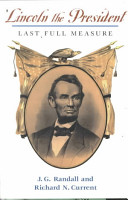 Lincoln the President PDF