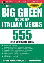 The Big Green Book of Italian Verbs PDF