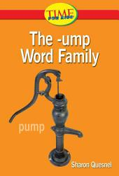 The -ump Word Family