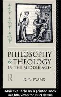 Philosophy and Theology in the Middle Ages PDF