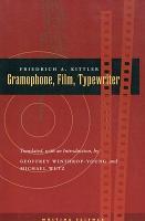 Gramophone  Film  Typewriter PDF
