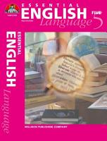Essential English   Grade 5  ENHANCED eBook  PDF