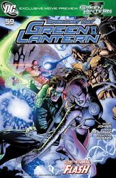Green Lantern (2005-) #59