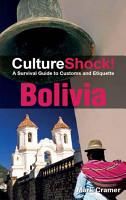 CultureShock  Bolivia PDF
