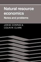 Natural Resource Economics PDF