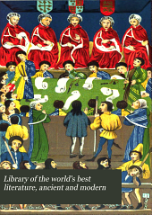 Library of the world's best literature, ancient and modern: Volume 25