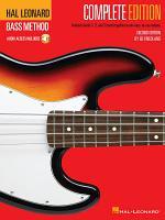 Hal Leonard Bass Method - Complete Edition