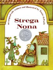 Strega Nona: with audio recording
