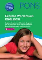 PONS Express W  rterbuch  Englisch  PDF